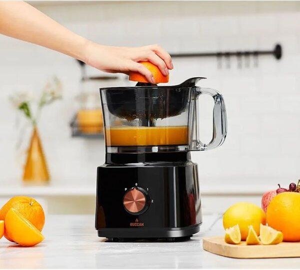 8-in-1 Keukenmachine van Buccan | Voor de lekkerste sappen