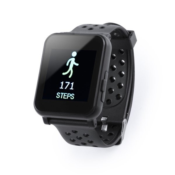 Smartwatch met Bewegingstracker en Smartphone Notificaties (appjes