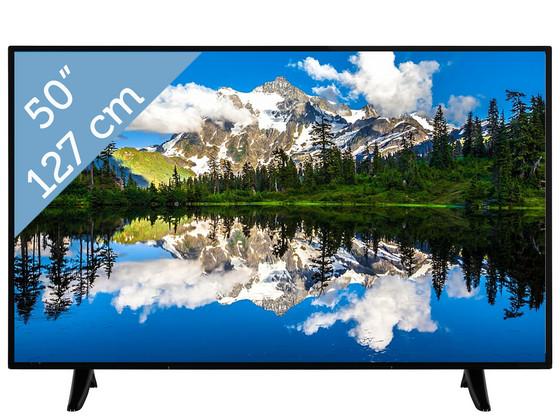 "Finlux 50"" LED 4K Ultra HD Smart TV"