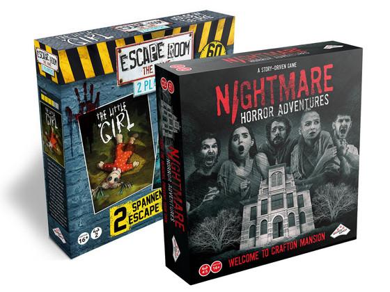 Escape Room & Nightmare Horror Adventures