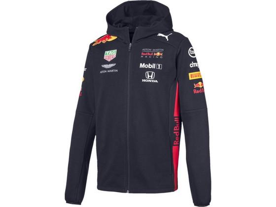 Red Bull Racing Team Regenjas
