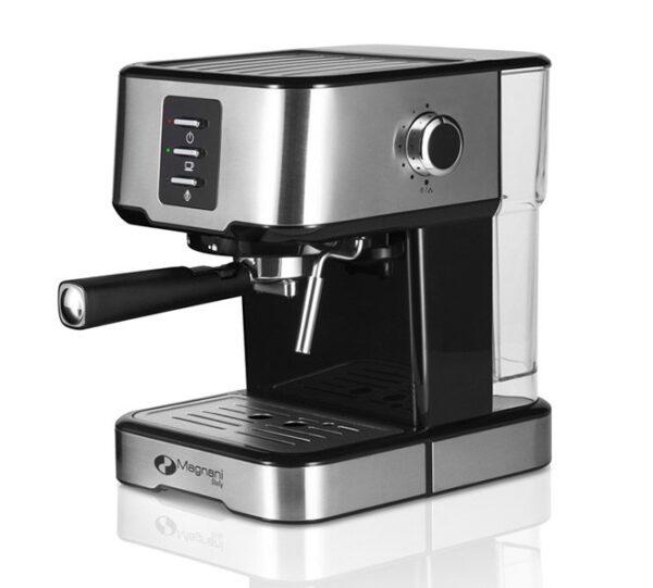 Luxe Espressomachine met o.a. Melkschuimer & Temperatuurregelaar
