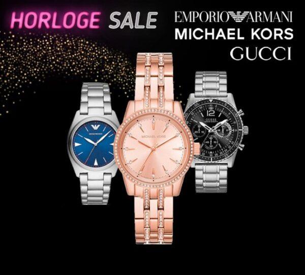 Luxe Horloges van Topmerken zoals Armani