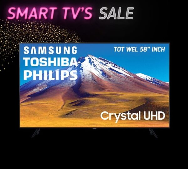 Smart TV's van Samsung