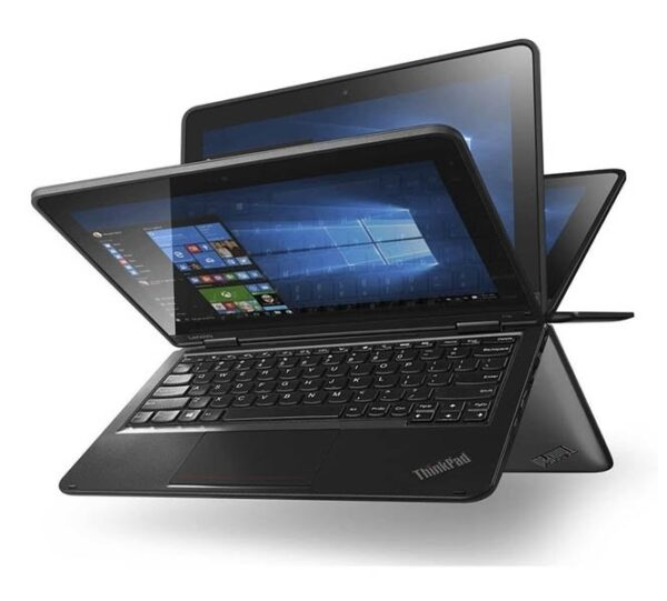 "Lenovo Thinkpad 2-in-1 Laptop / Tablet | 11.6"" monitor"