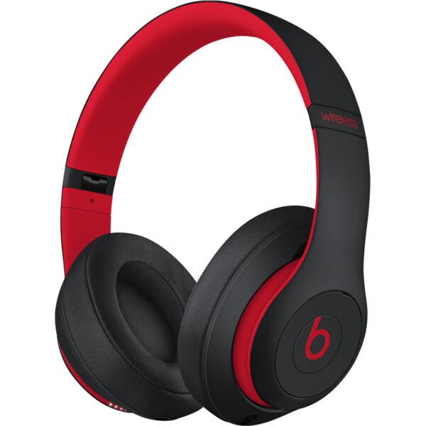 Beats Studio3 Wireless Zwart/Rood