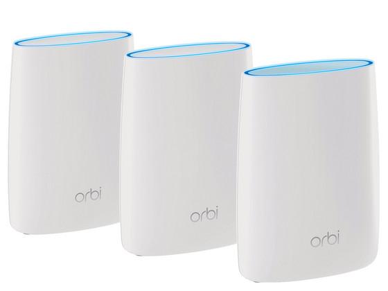 Netgear Orbi RBK 53S Multiroom Wifi Mesh systeem
