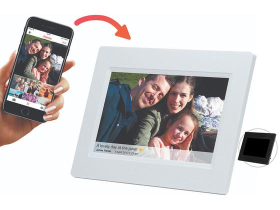 Denver PFF-710 Frameo Smart Fotolijstje