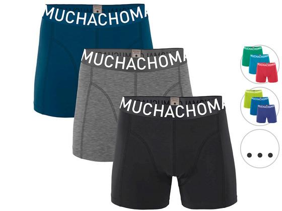 3x Muchachomalo Boxer