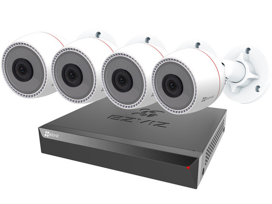 Ezviz C3T PoE Camera's + X5S PoE NVR