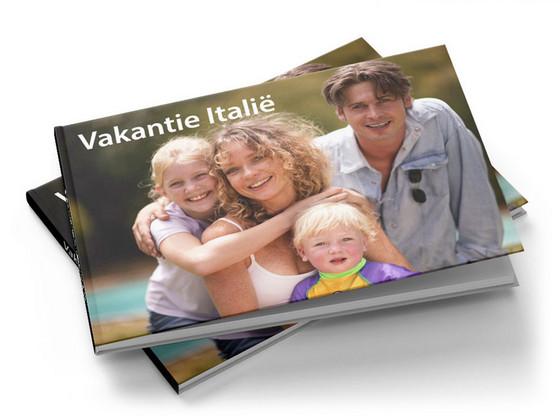 Voucher: A4 Fotoboek