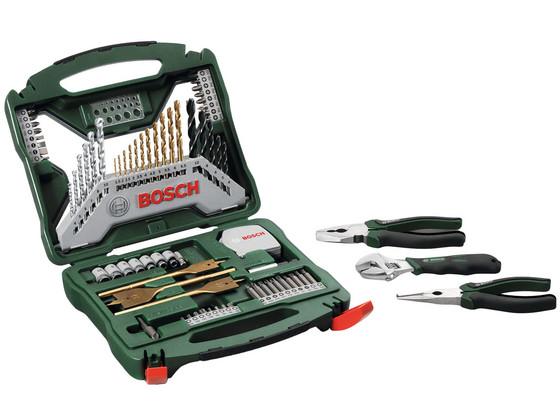 Bosch X-Line Accessoireset (70-delig)