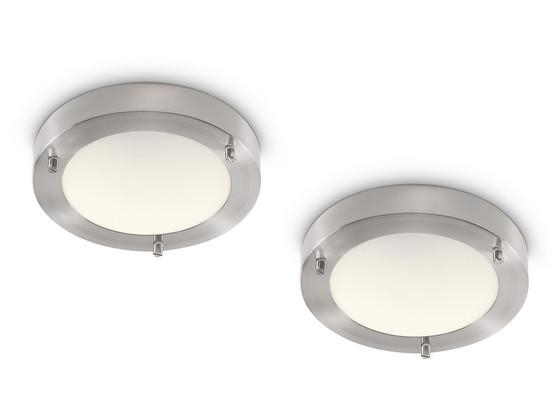 2x Philips Treats Plafond-/Wandlamp
