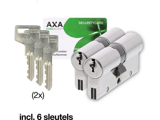 2x AXA Xtreme Security Veiligheidscilinder
