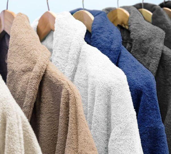 Badjassen van Hotelkwaliteit I Heerlijk zacht en warm