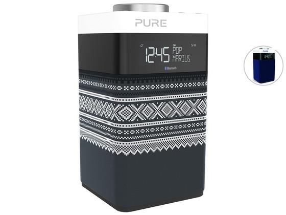 Pure DAB+/FM & Bluetoothspeaker