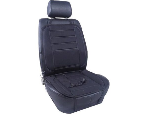 Stoelverwarmingskussen van Carpoint (12V)   Luxe stoelverwarming voor in de auto