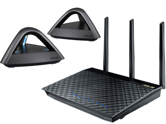 Asus AiMesh AC1750 Wi-Fi Systeem