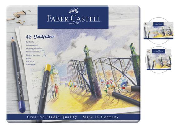 Faber-Castell Kleurset   48-delig