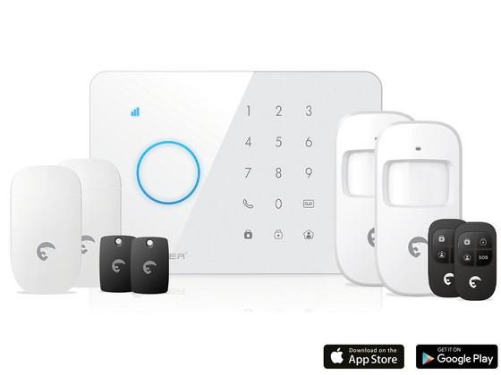 eTiger S3B-S Alarmsysteem