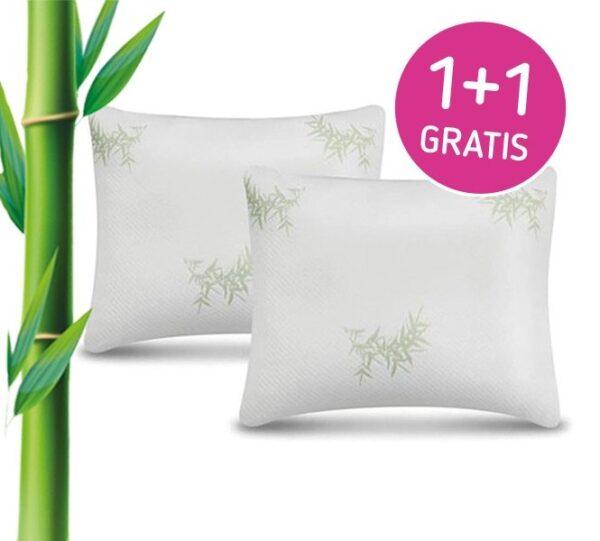 1+1 GRATIS: Bamboe Traagschuim Kussens | Voor een uitstekende nachtrust